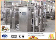 Industrial  Coconut  Fruit Juice Production Line for Juice Or Milk