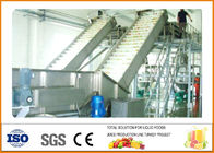Professional 5T/H Plum Fruit Juice Production Line 380V / 220V ISO9001 Certification